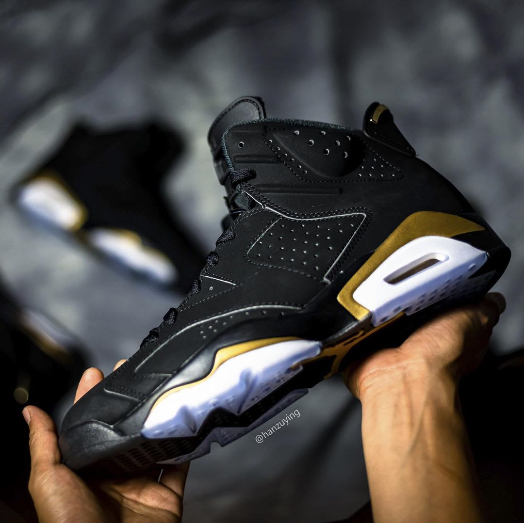 Air Jordan 6 DMP Release Date CT4594-007 In-Hand