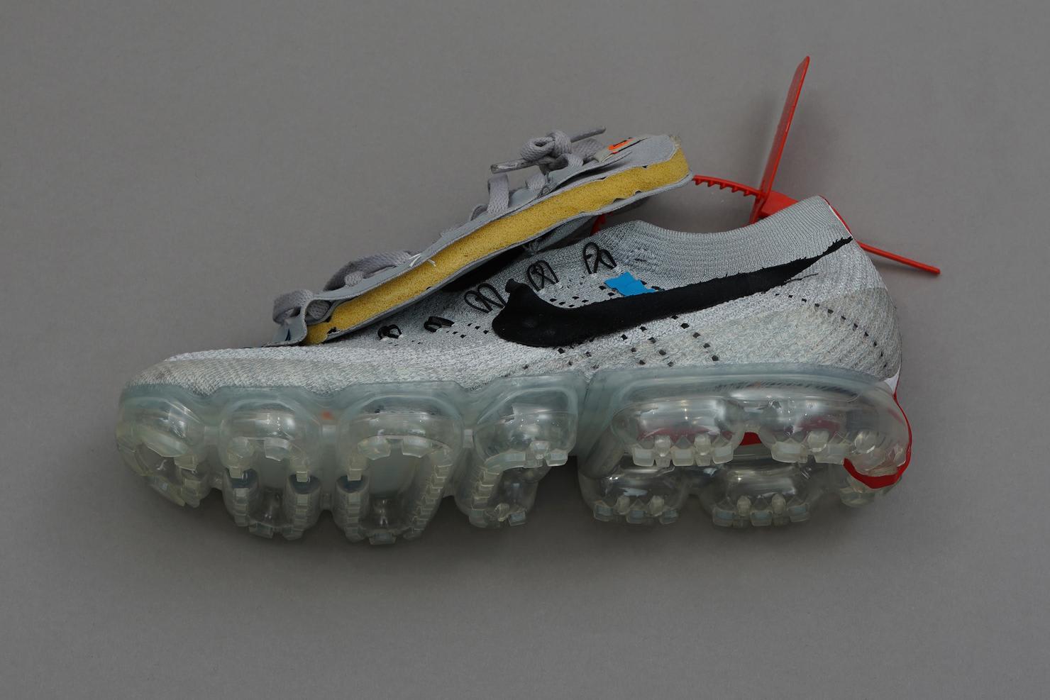 Off-White x Nike VaporMax Prototype