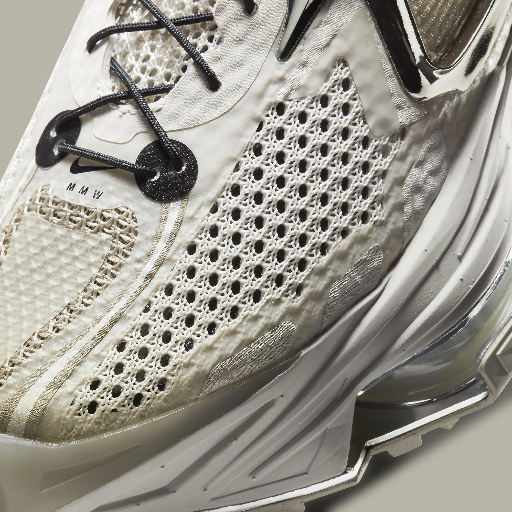MMW x Nike Zoom 004 'Stone' CU0676-200 Toe