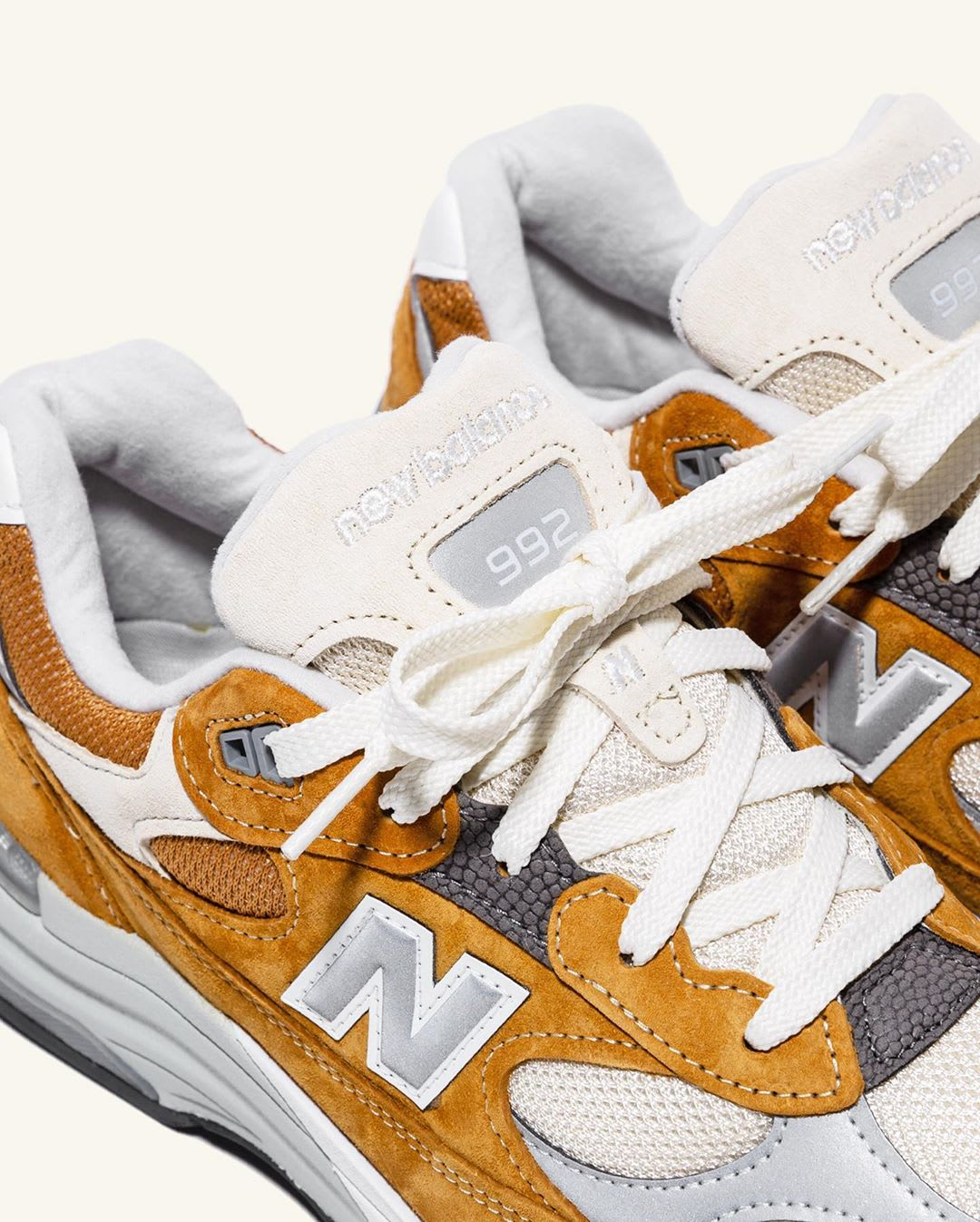 New Balance 992 PK1 Packer Exclusive (Tongue)