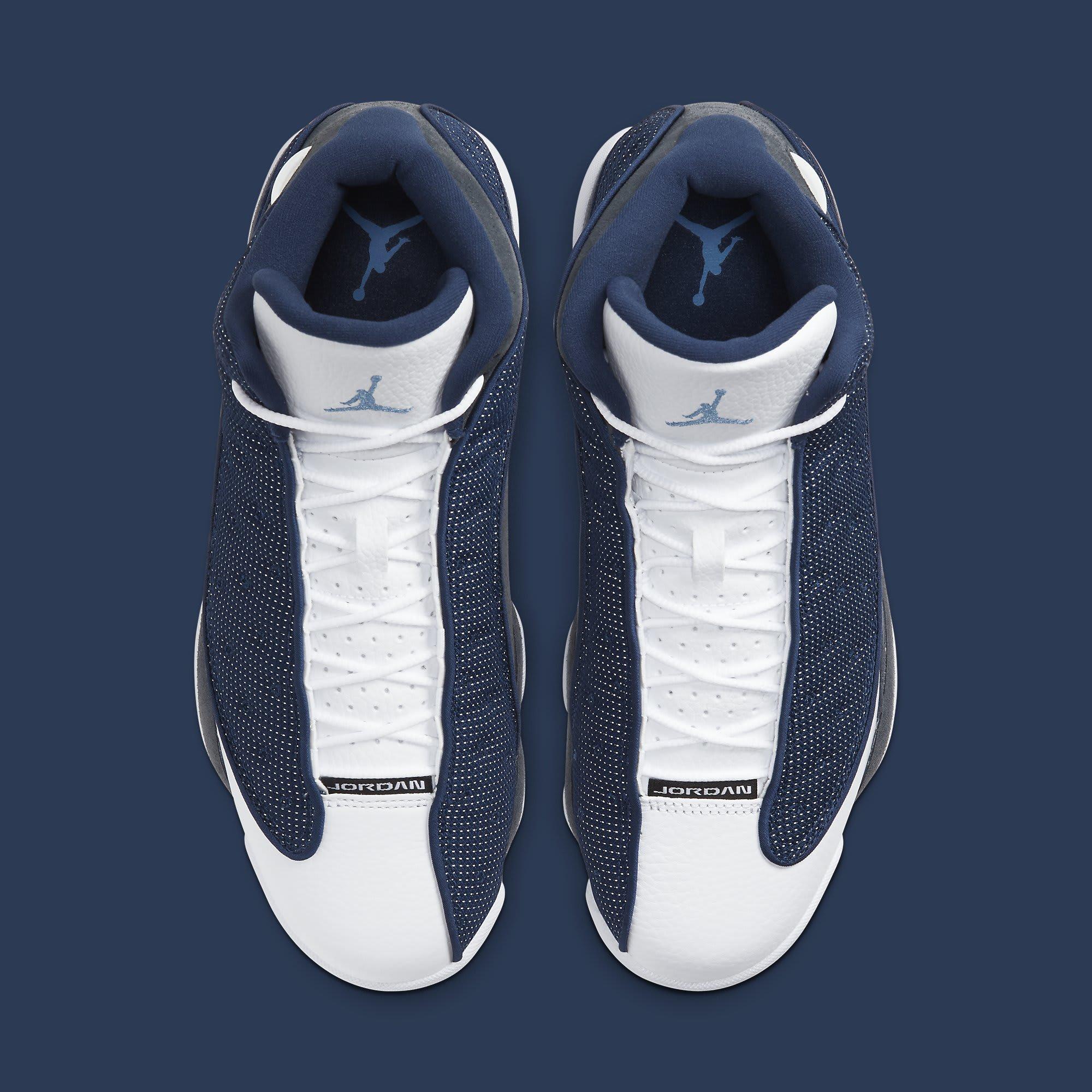 Air Jordan 13 Retro 'Flint' 414571-404 Top