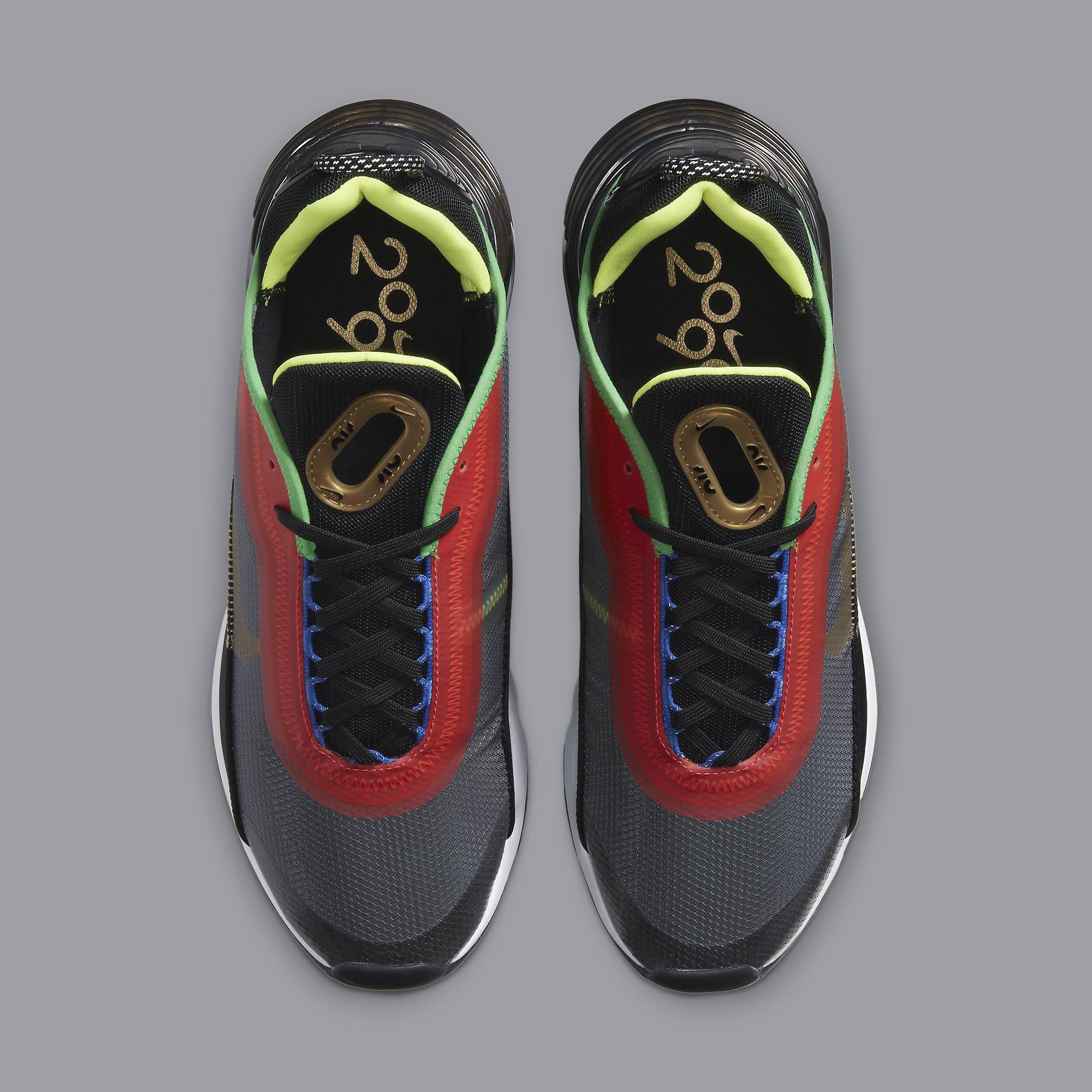 Nike Air Max 2090 'Hidden Message' CZ8698-074 Top