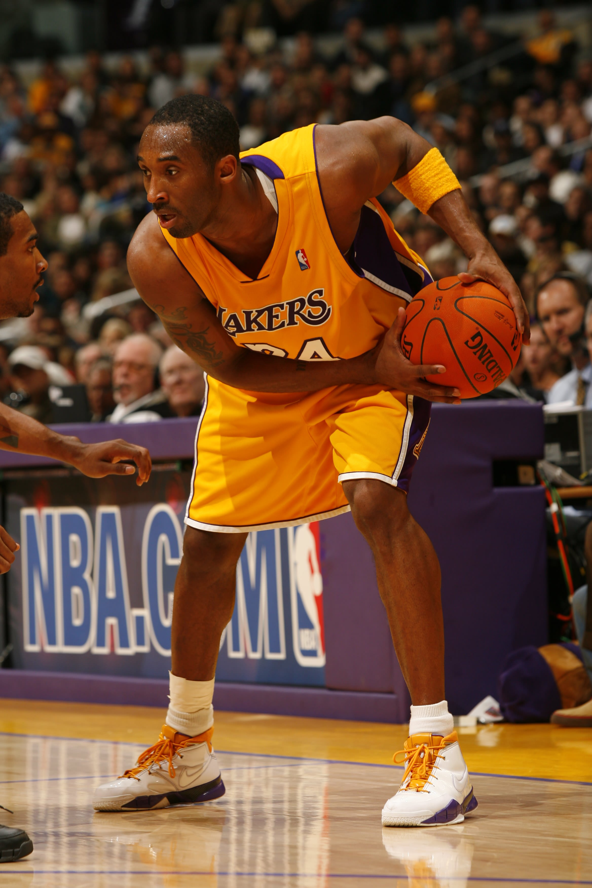 Kobe Bryant vs. Houston Rockets December 15, 2006