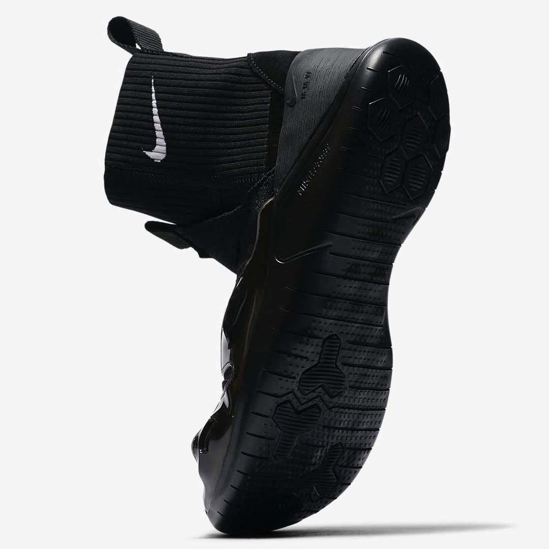 Matthew M. Williams x Nike Free TR 3 SP 'Black' (Detail)