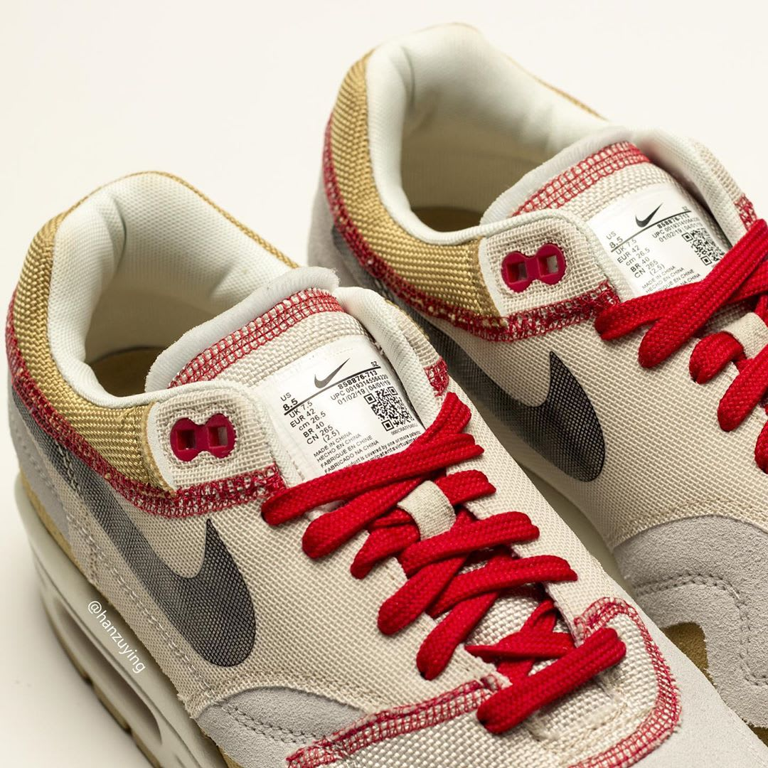 dacf77f918 Nike Air Max 1 'Inside Out' Pack 858876-013 858876-713 Launch Date ...
