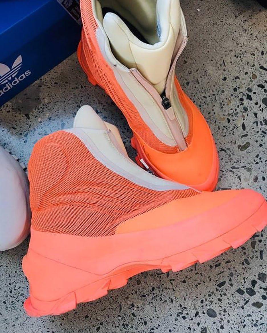 Adidas Yeezy 1020 and 1050 V3 Sample