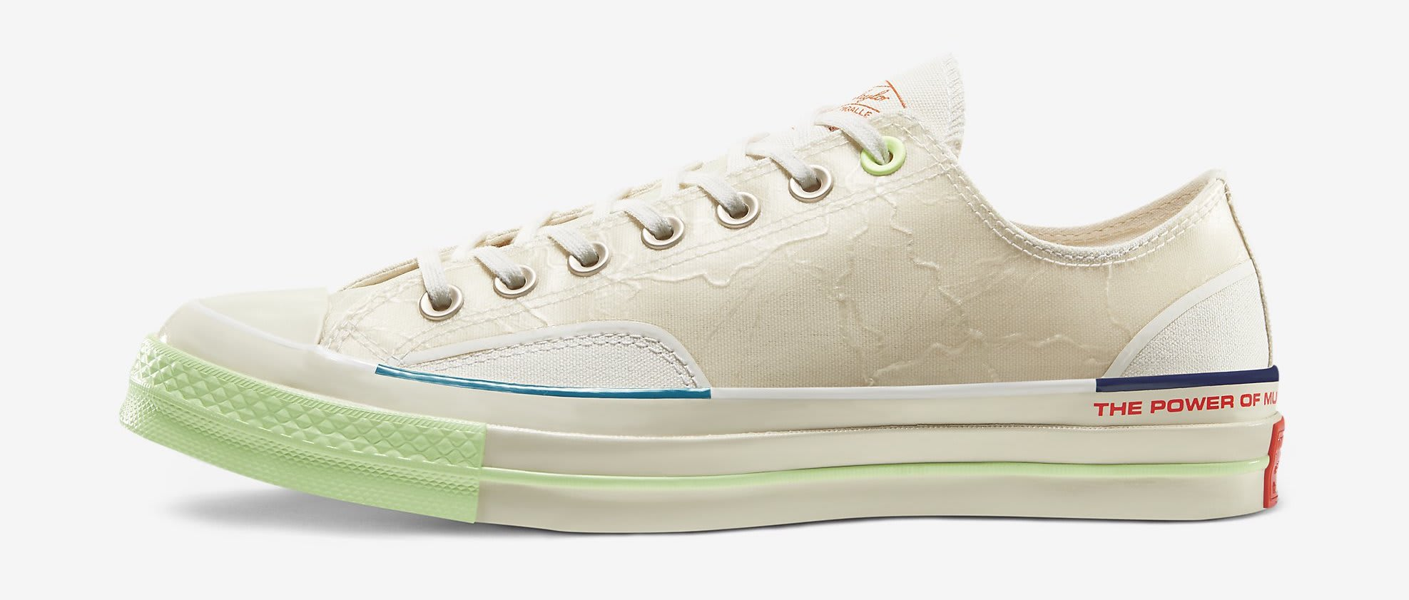 Pigalle x Converse Chuck 70 Ox 'White'