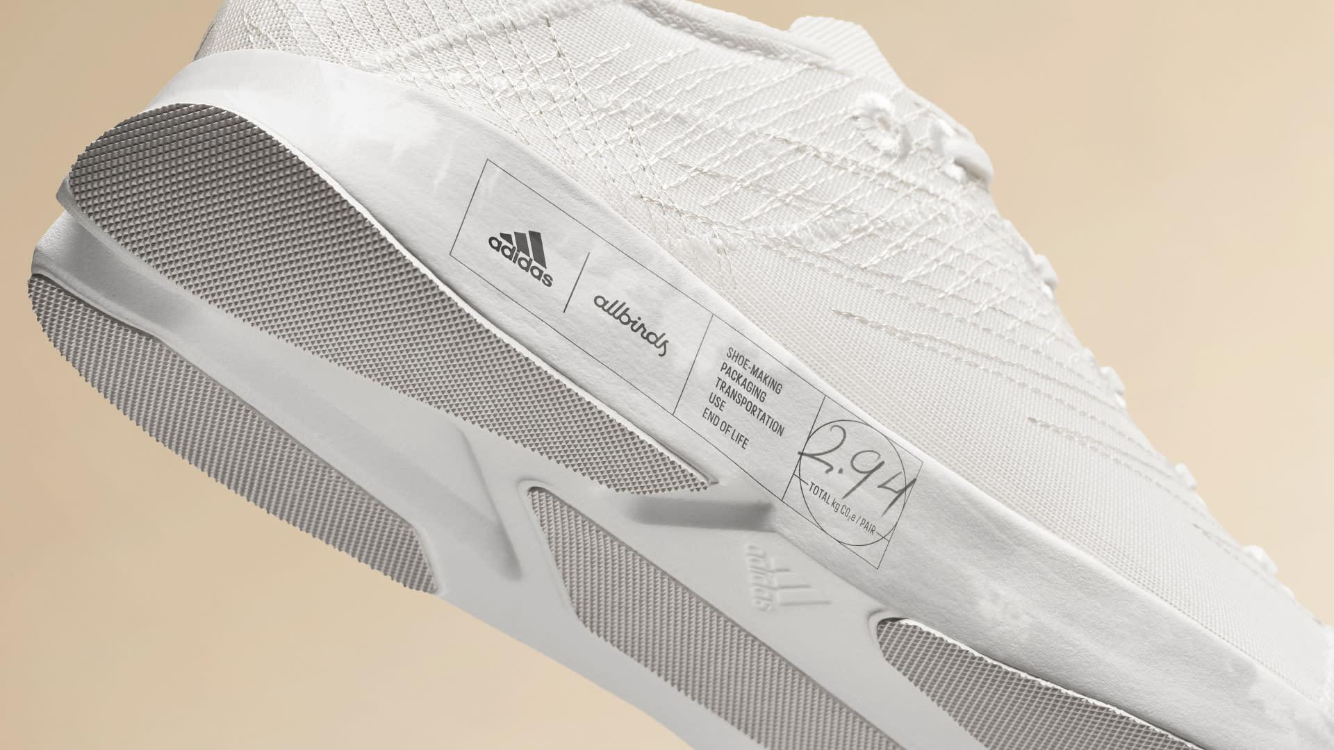 Allbirds x Adidas Futurecraft Footprint (Midsole)