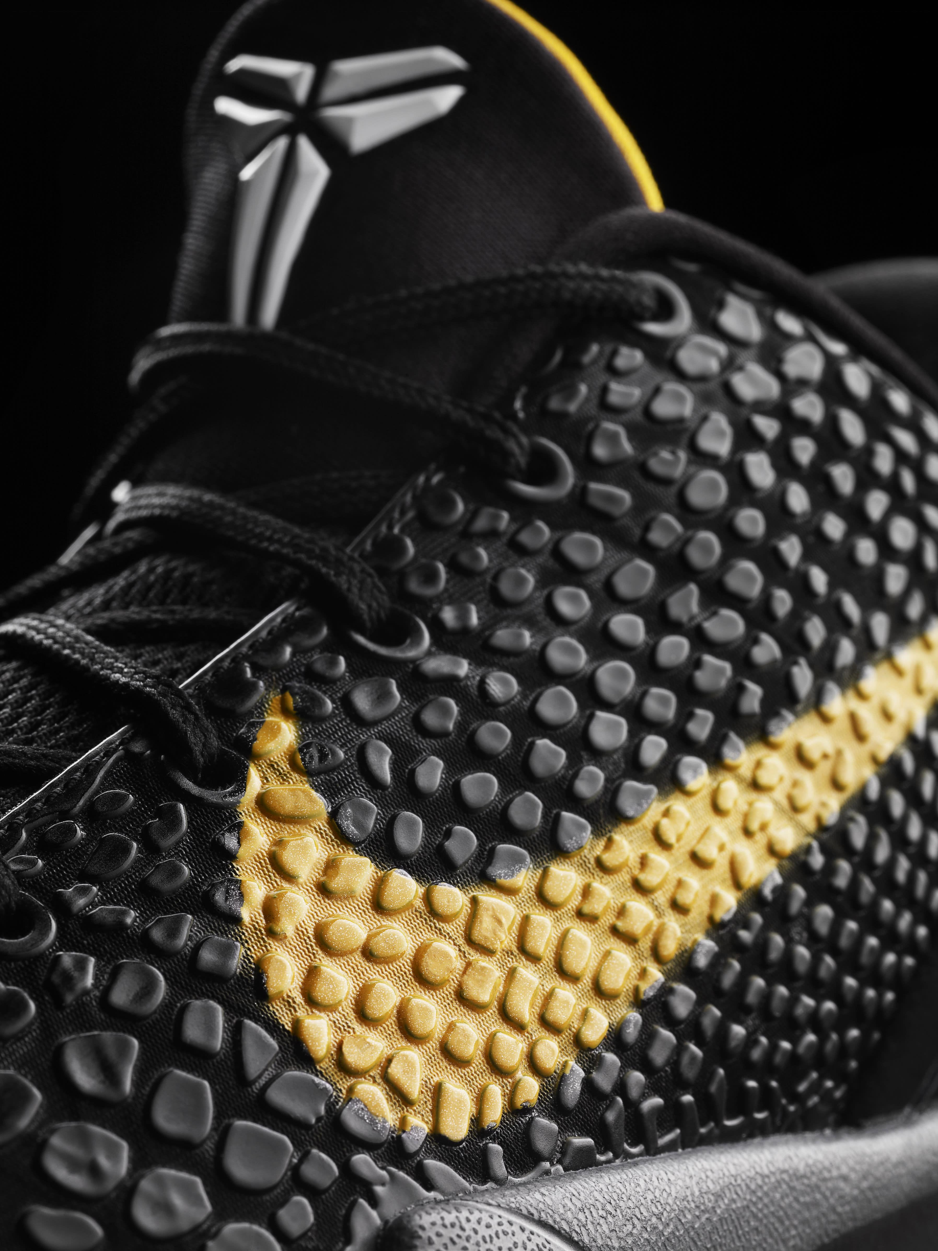 Nike Kobe 6 Del Sole Side