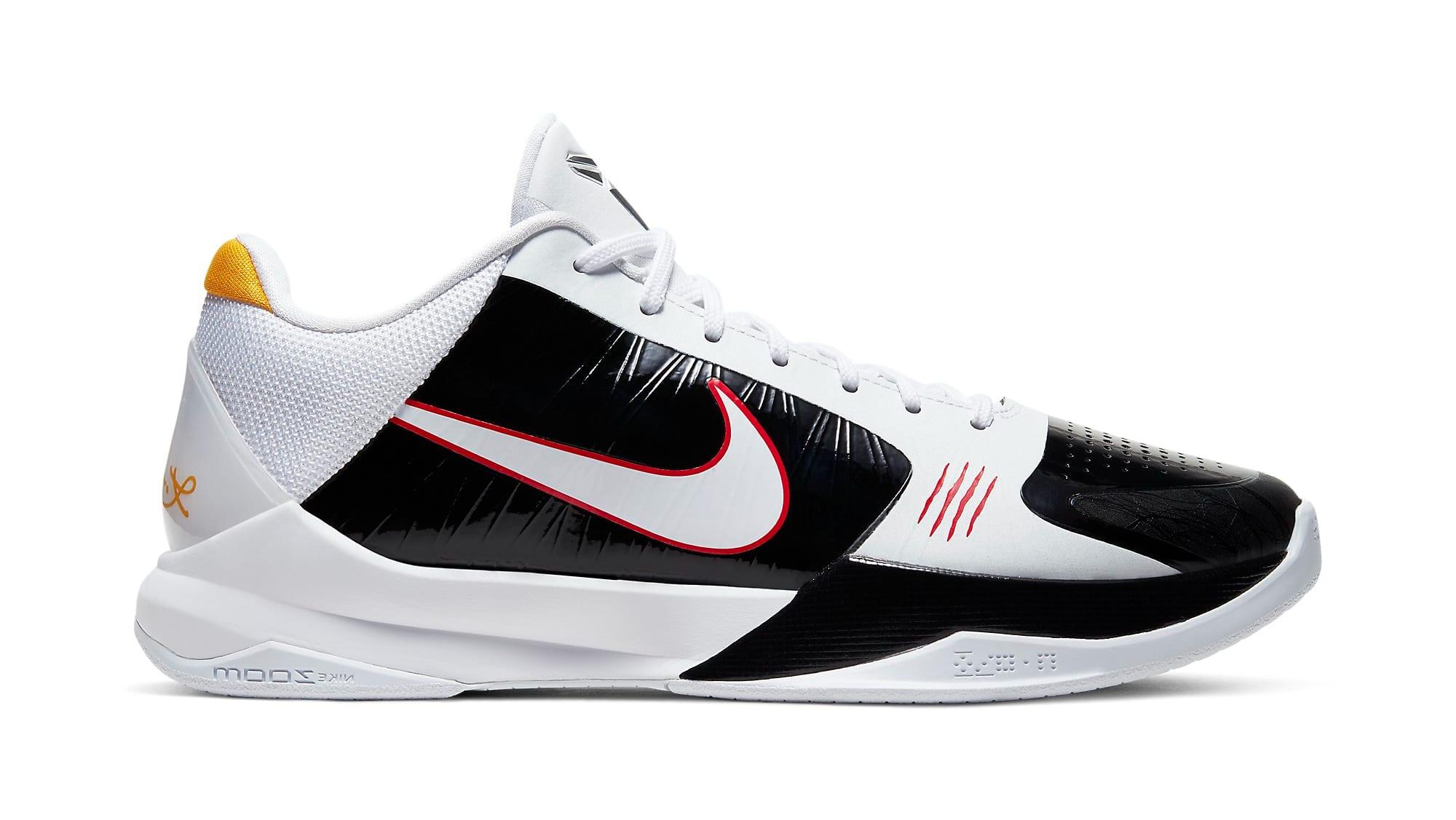 Nike Kobe 5 Protro 'Alternate Bruce Lee' CD4991-101 Release Date