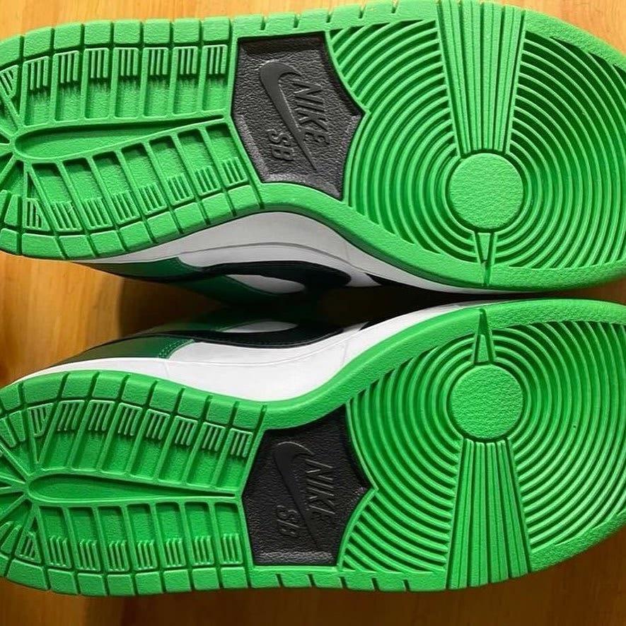 Nike SB Dunk Low 'Classic Green' BQ6817-302 Outsole