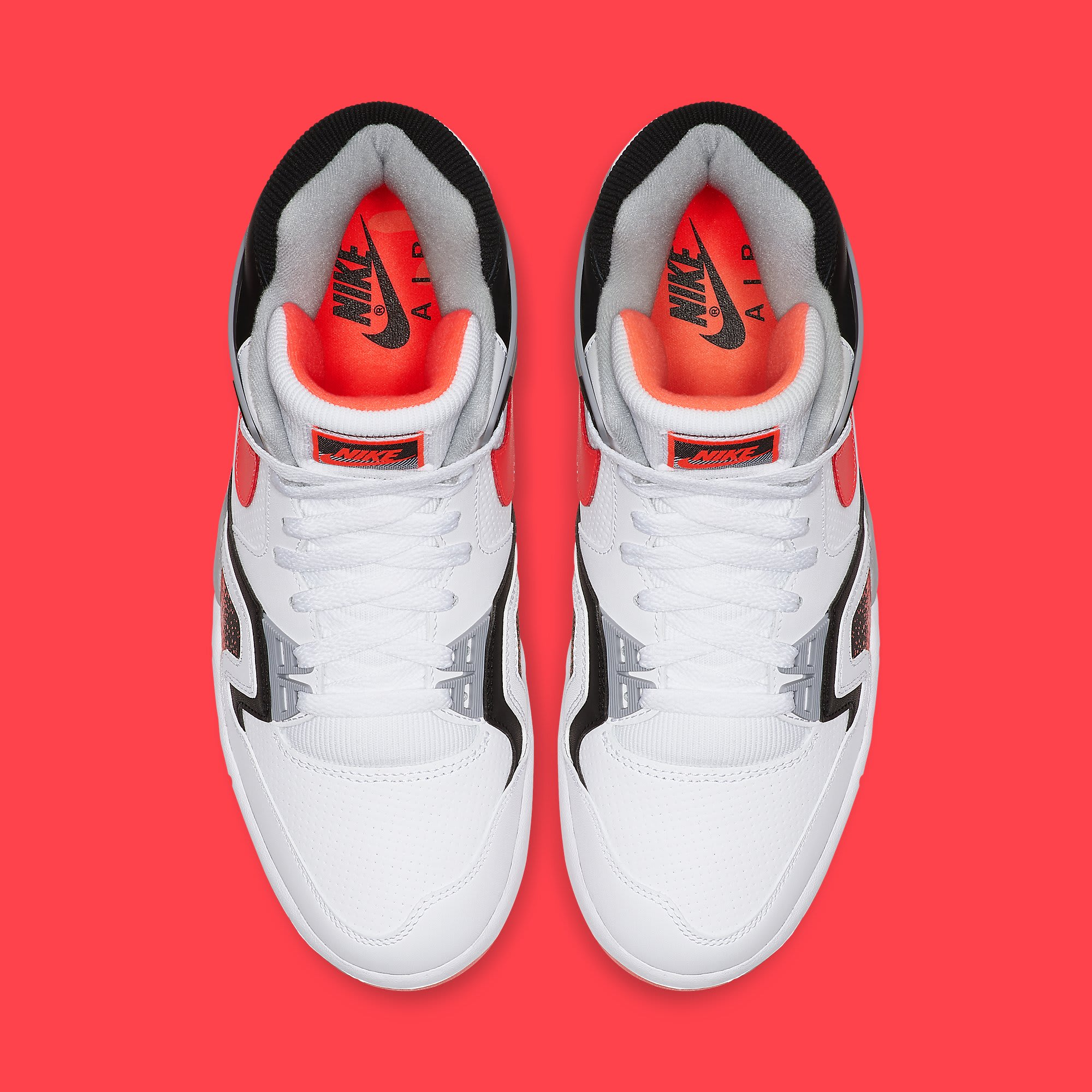 """Nike Air Tech Challenge 2 Returning In OG """"Hot Lava"""" Colorway: Photos"""