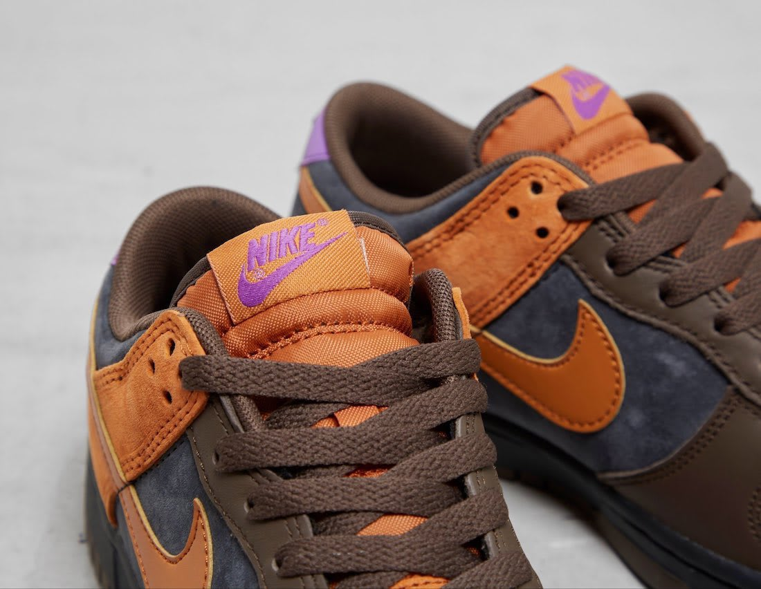 Nike Dunk Low PRM 'Cider' DH0601-001 (Tongue)
