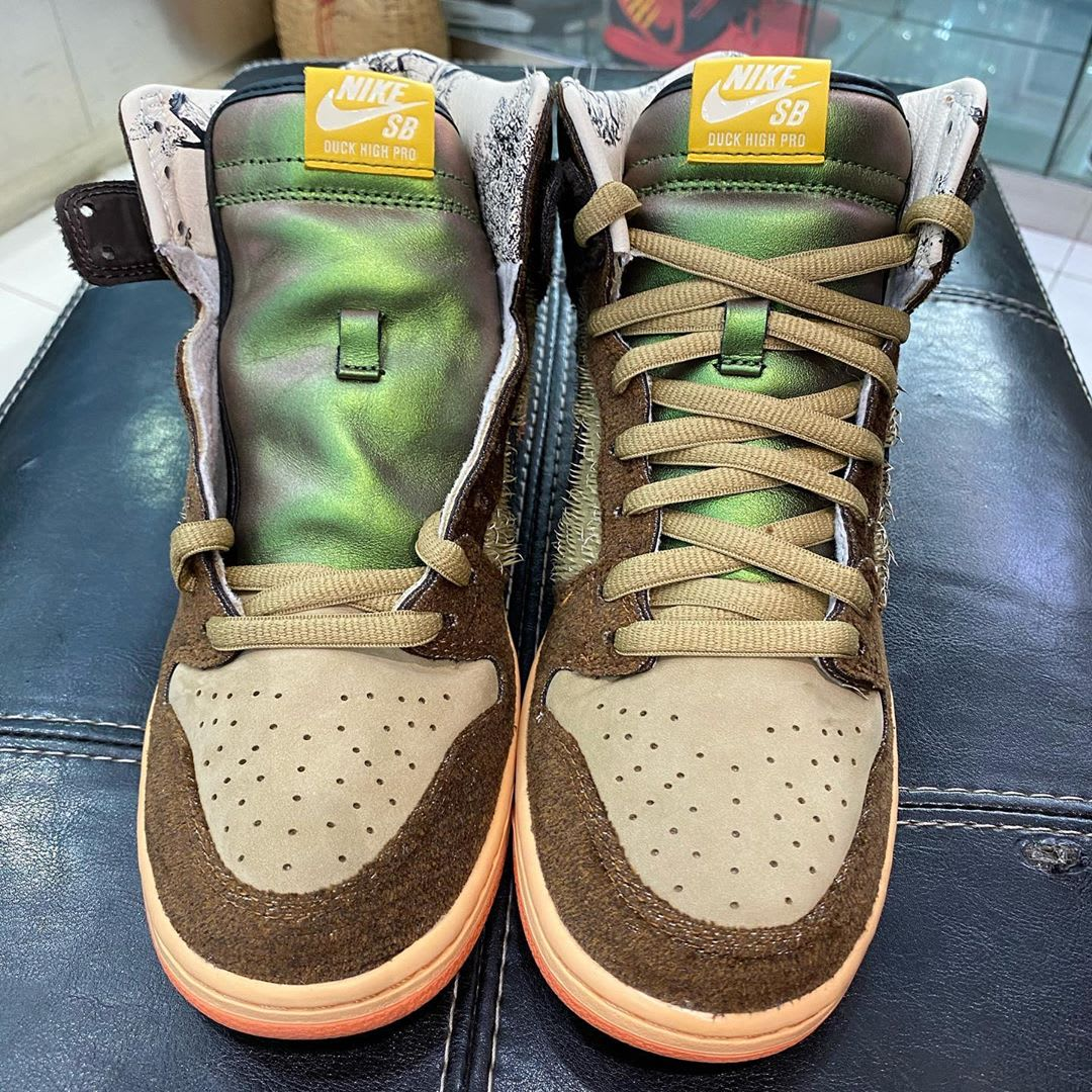 Concepts x Nike SB Dunk High DC6887-200 Front