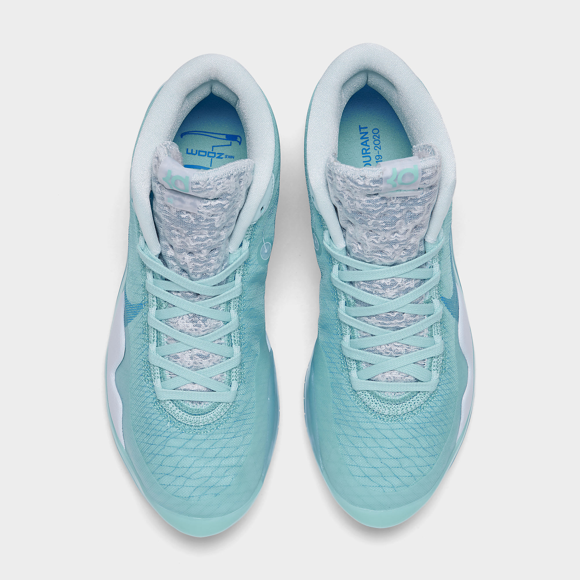 Nike KD 12 Blue Gaze Release Date AR4229-400 Top