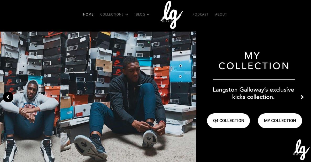 LG Kicks Screenshot