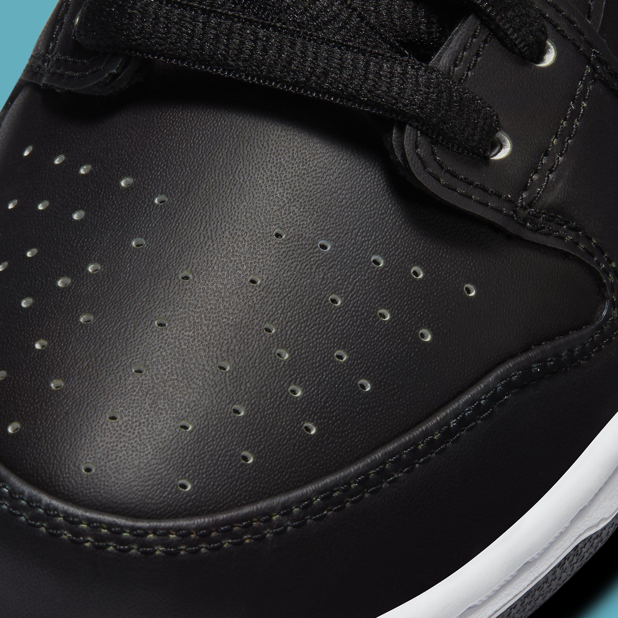 Civilist x Nike SB Dunk Low Heat Map Release Date CZ5123-001 Toe Detail