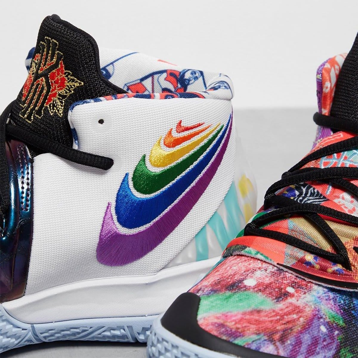 Nike Kyrie S2 Hybrid 'What The' Medial