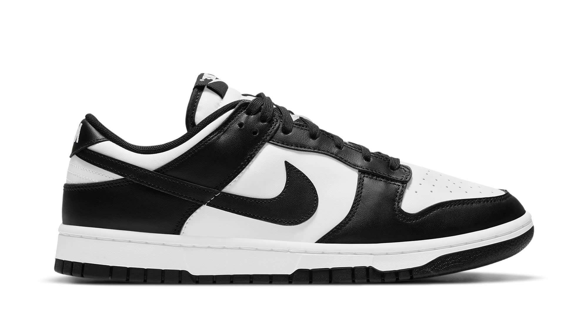 Nike Dunk Low 'Black' DD1391-100 Release Date