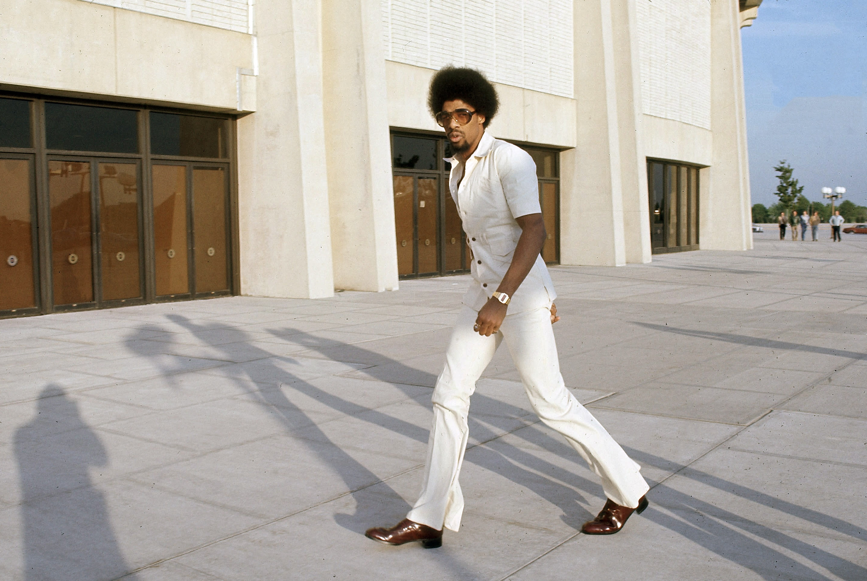 Dr. J Casual