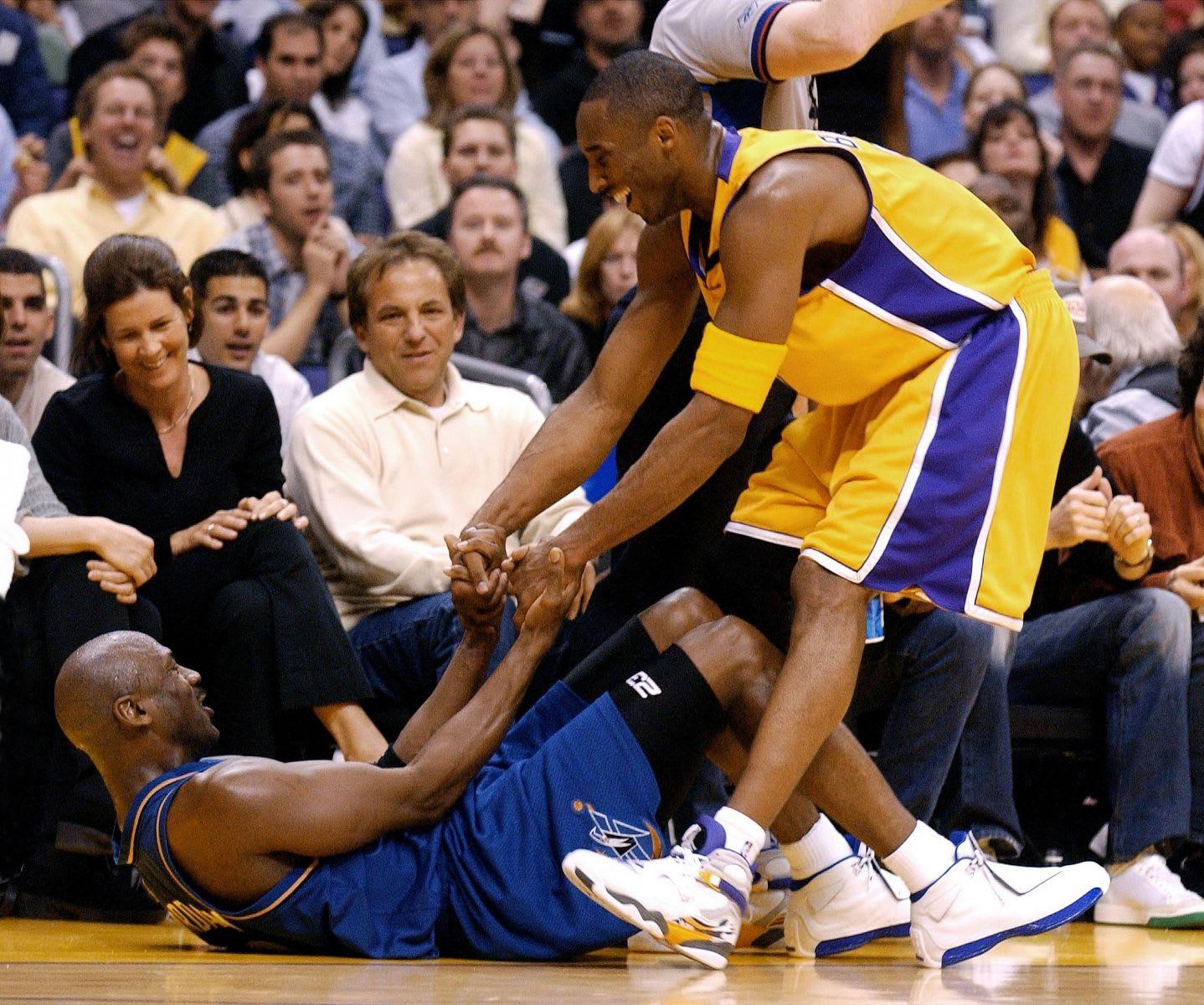 Kobe Bryant vs. Washington Wizards March 28, 2003