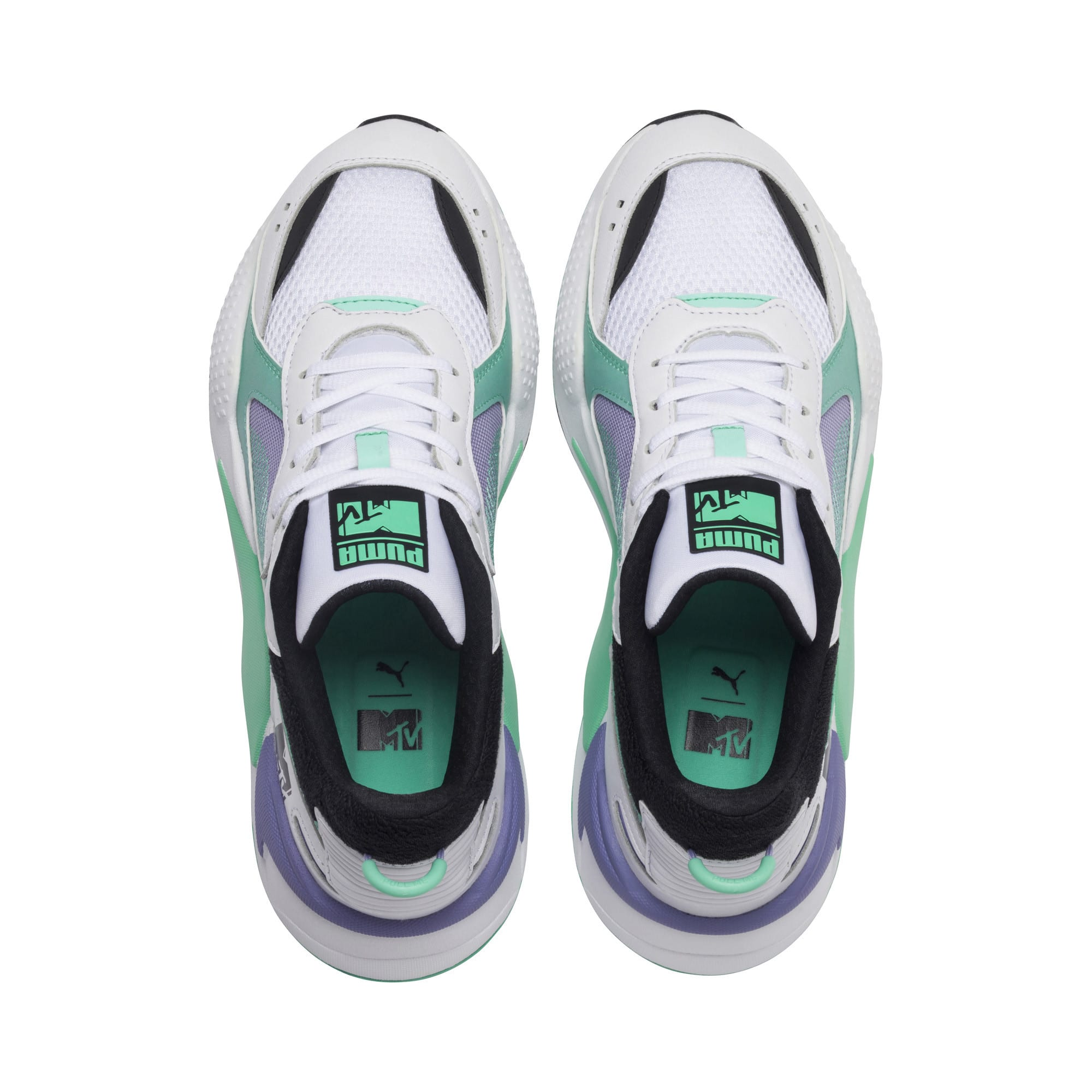 MTV x Puma RS-X 'Puma White/Sweet Lavender' 370407-01 (Top)