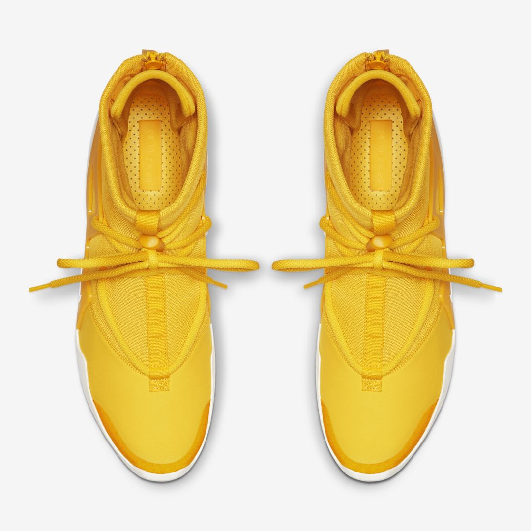 Nike Air Fear of God 1 'Amarillo' (Top)