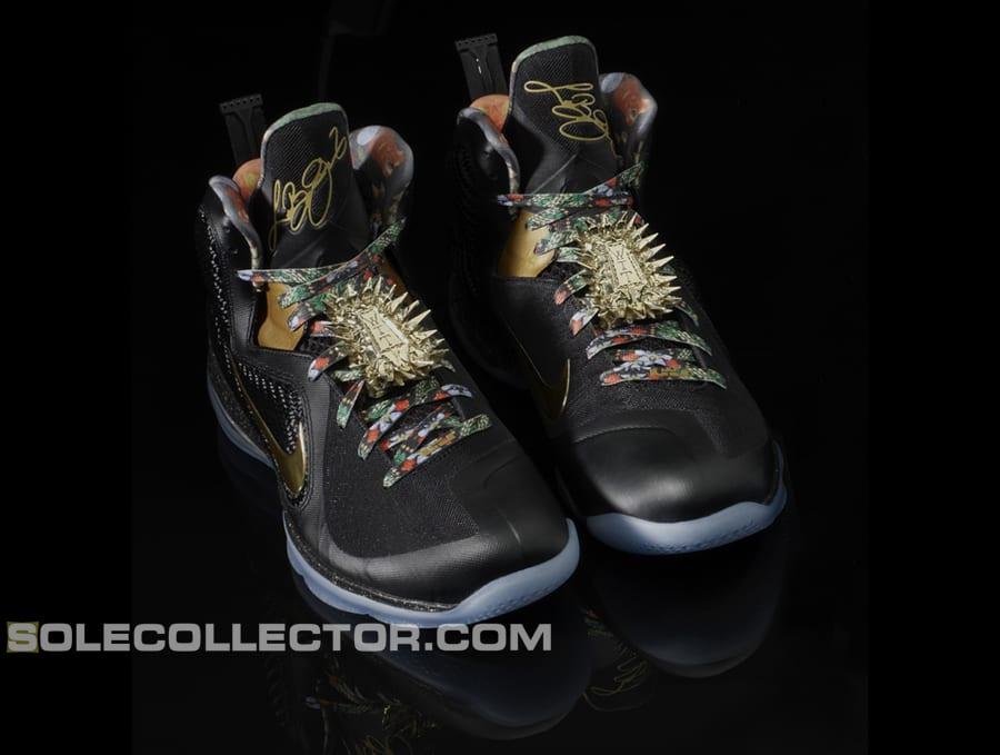 Watch the Throne Nike LeBron 9