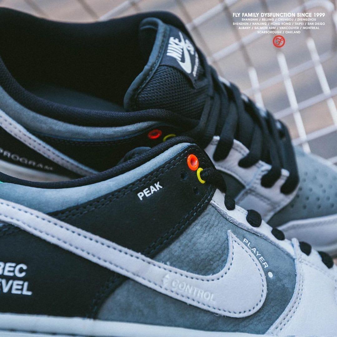 Nike SB Dunk Low 'VX1000' Side