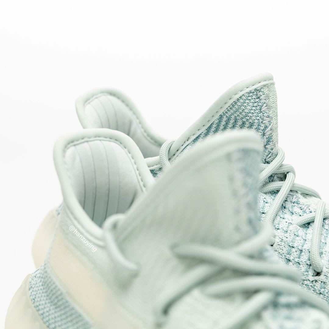 Adidas Yeezy Boost 350 V2 'Cloud White' FW3042 (Collar)