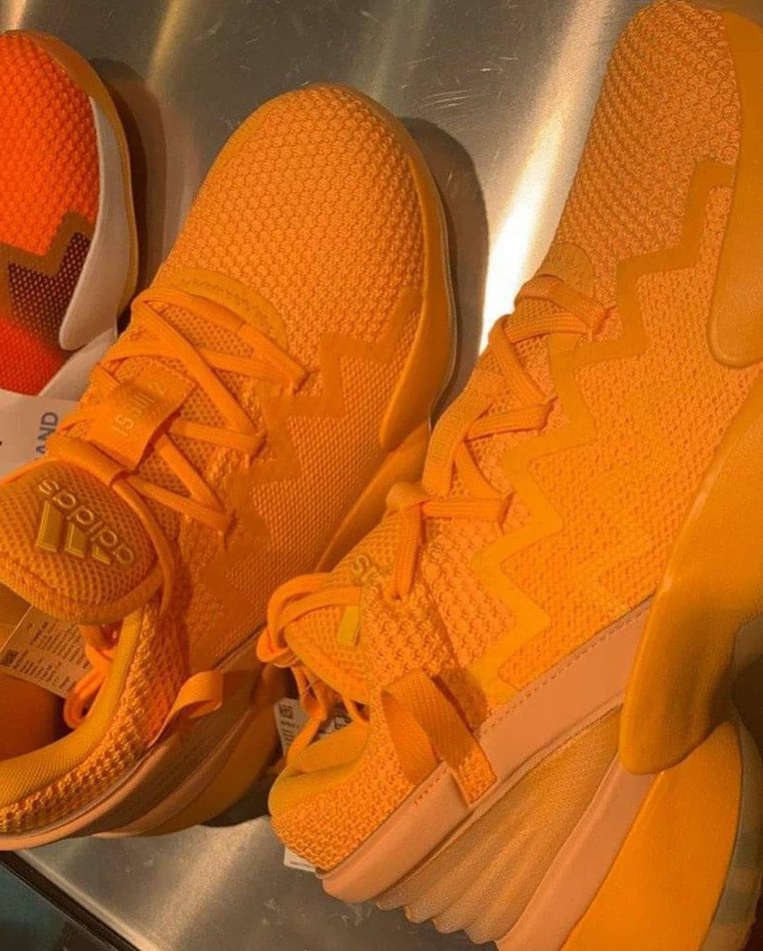 Adidas DON Issue 2 Orange Top
