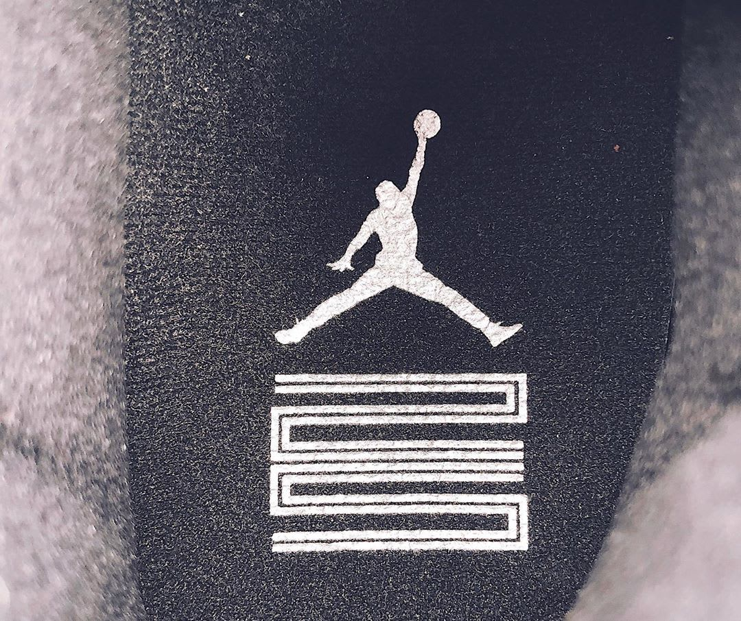 Air Jordan 11 Retro '25th Anniversary' CT8012-011 Insole