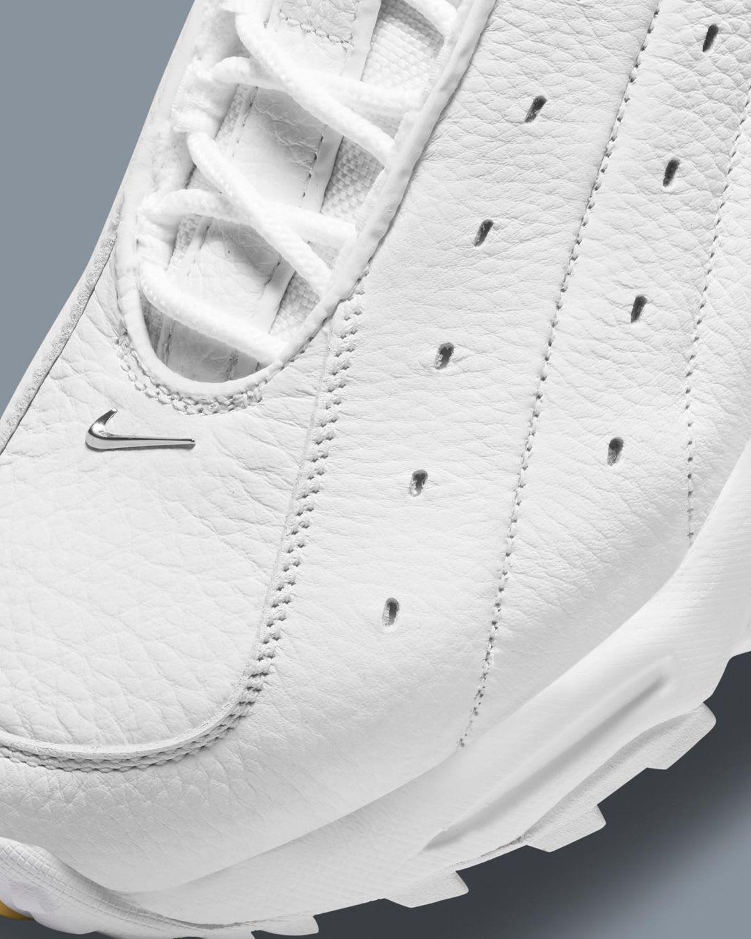 Drake NOCTA x Nike Hot Step Air Terra White Toe