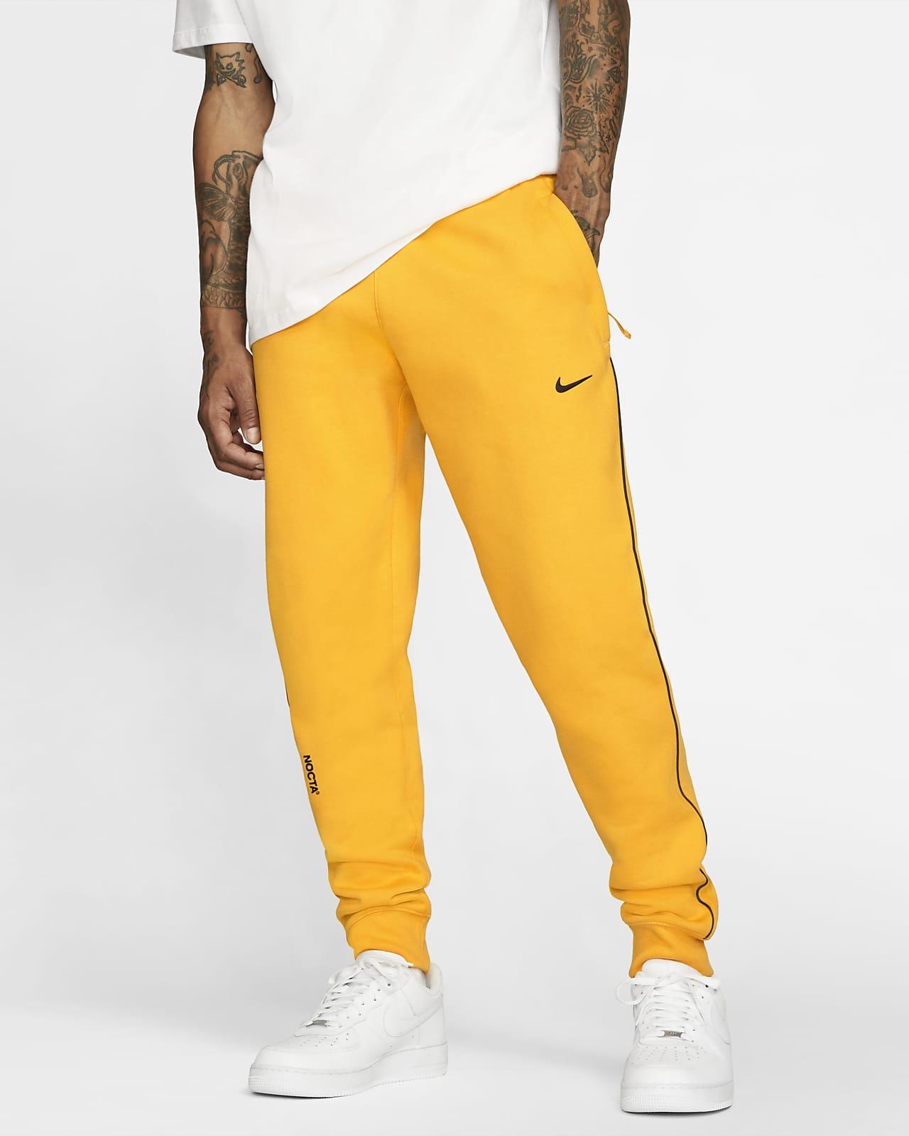 Drake Nike NOCTA University Gold Fleece Pants