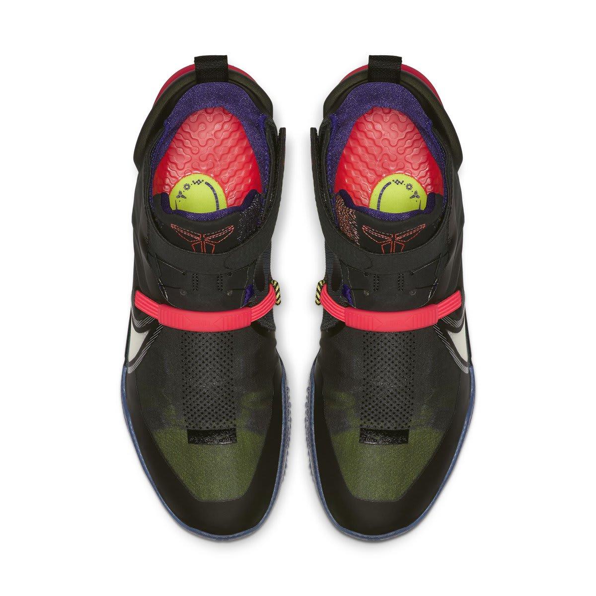 Nike Kobe AD NXT FastFit 'Black' (Top)