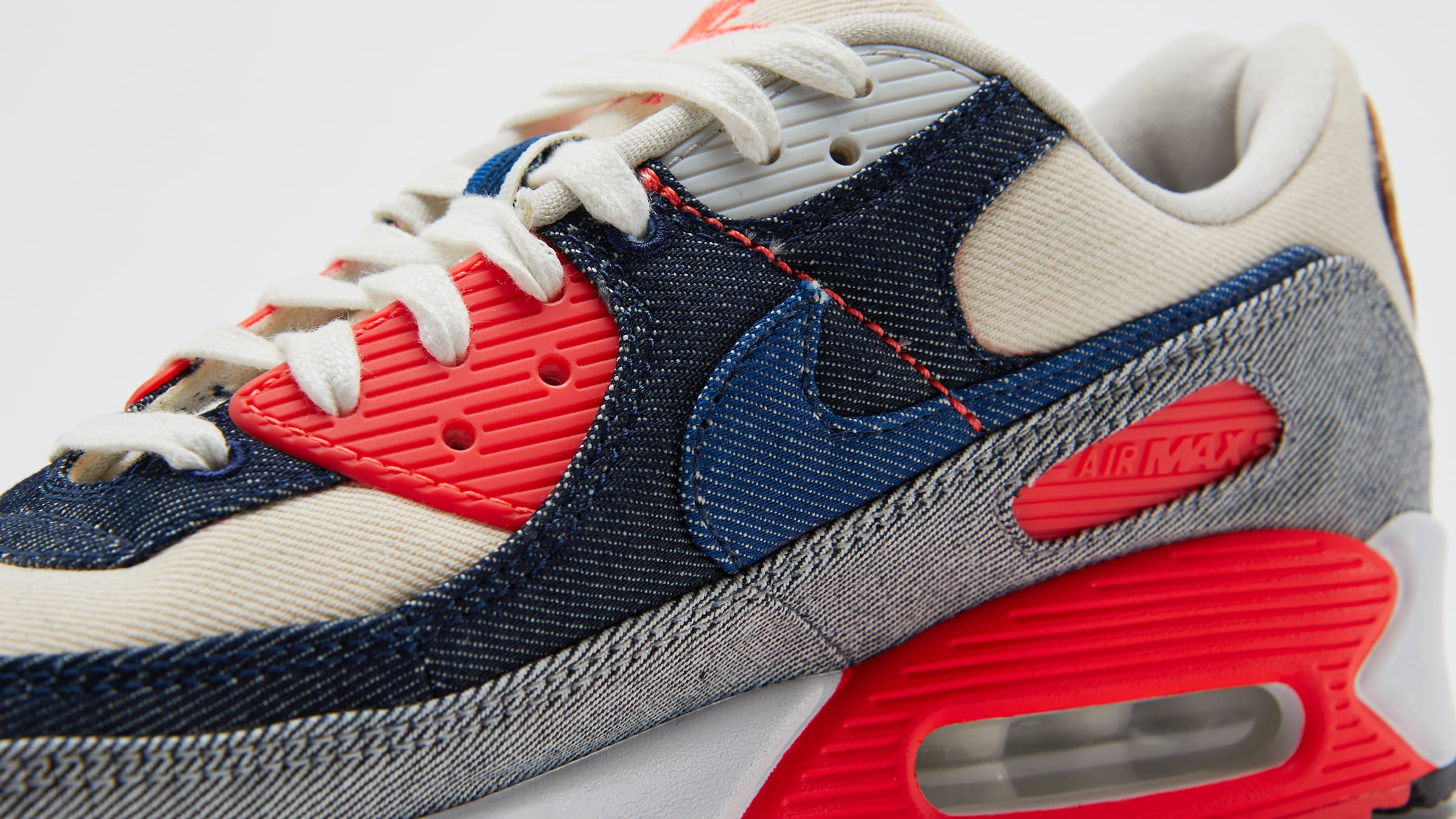 Denham x Nike Air Max 90 Medial