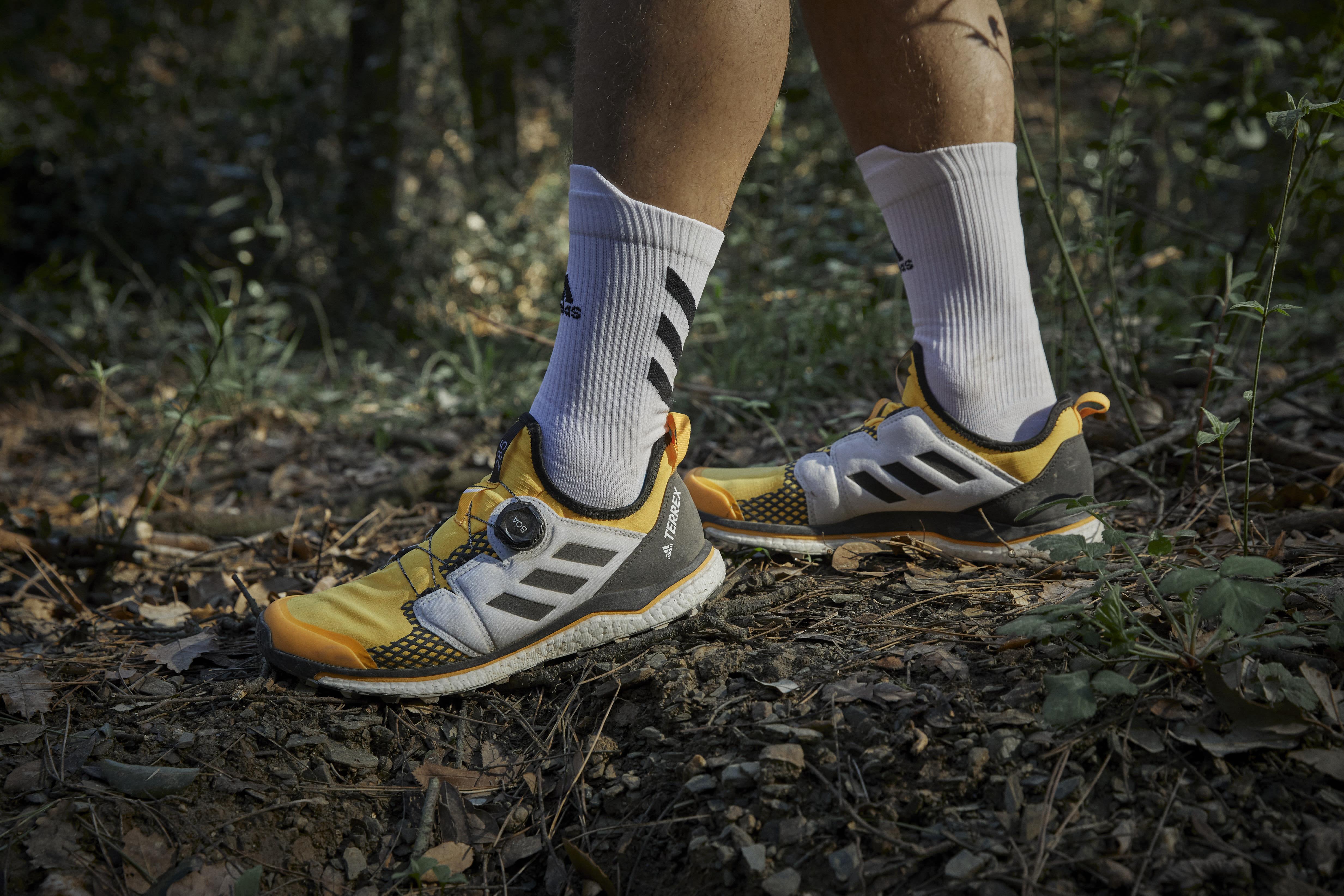 Adidas Terrex Agravic BOA 'Protohype' Lateral