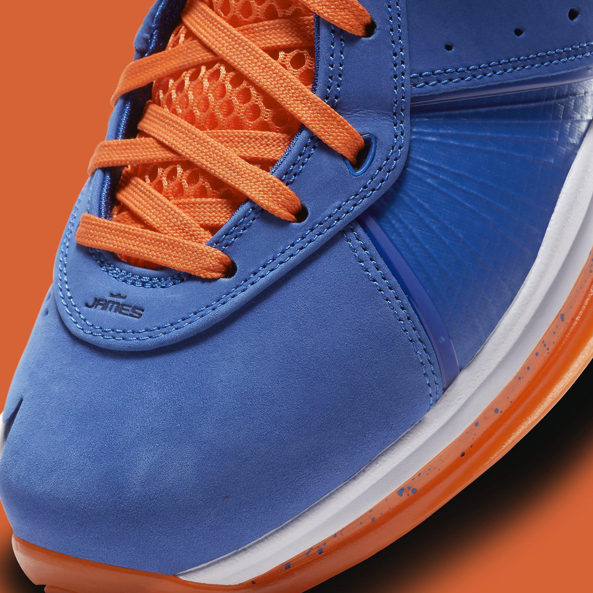 Nike LeBron 8 'HWC' CV1750-400 Toe