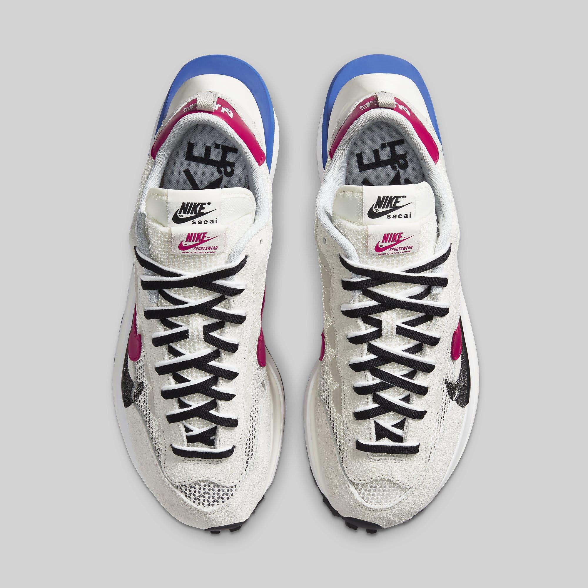 Sacai x Nike VaporWaffle 'Sail' CV1363-100 Top