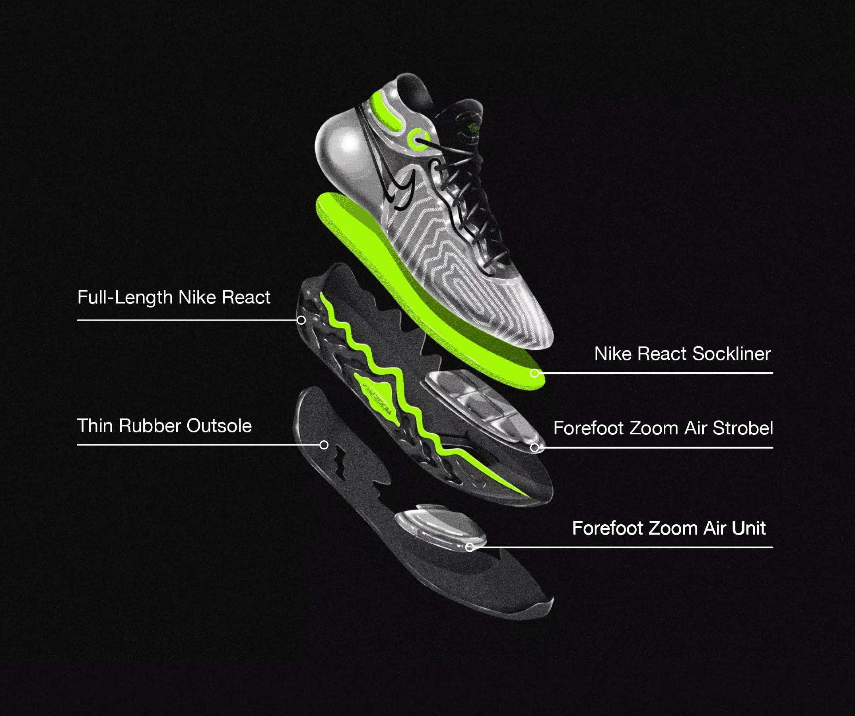 Nike Greater Than (GT) Series (Run)