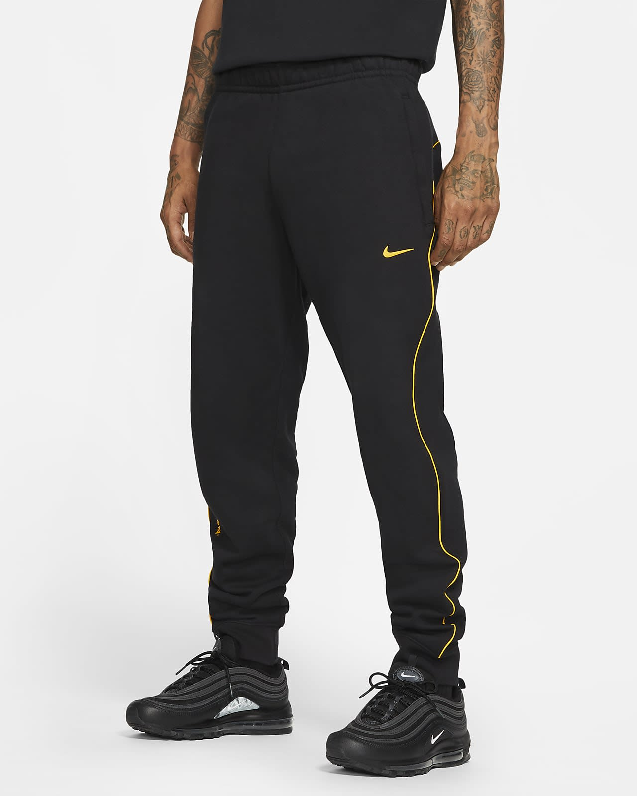 Drake Nike NOCTA Black Fleece Pants