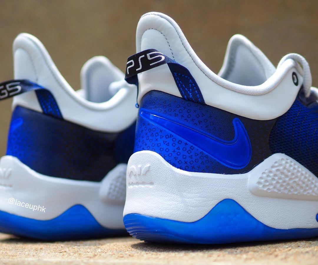 Nike PG 5 'Playstation 5' Heel