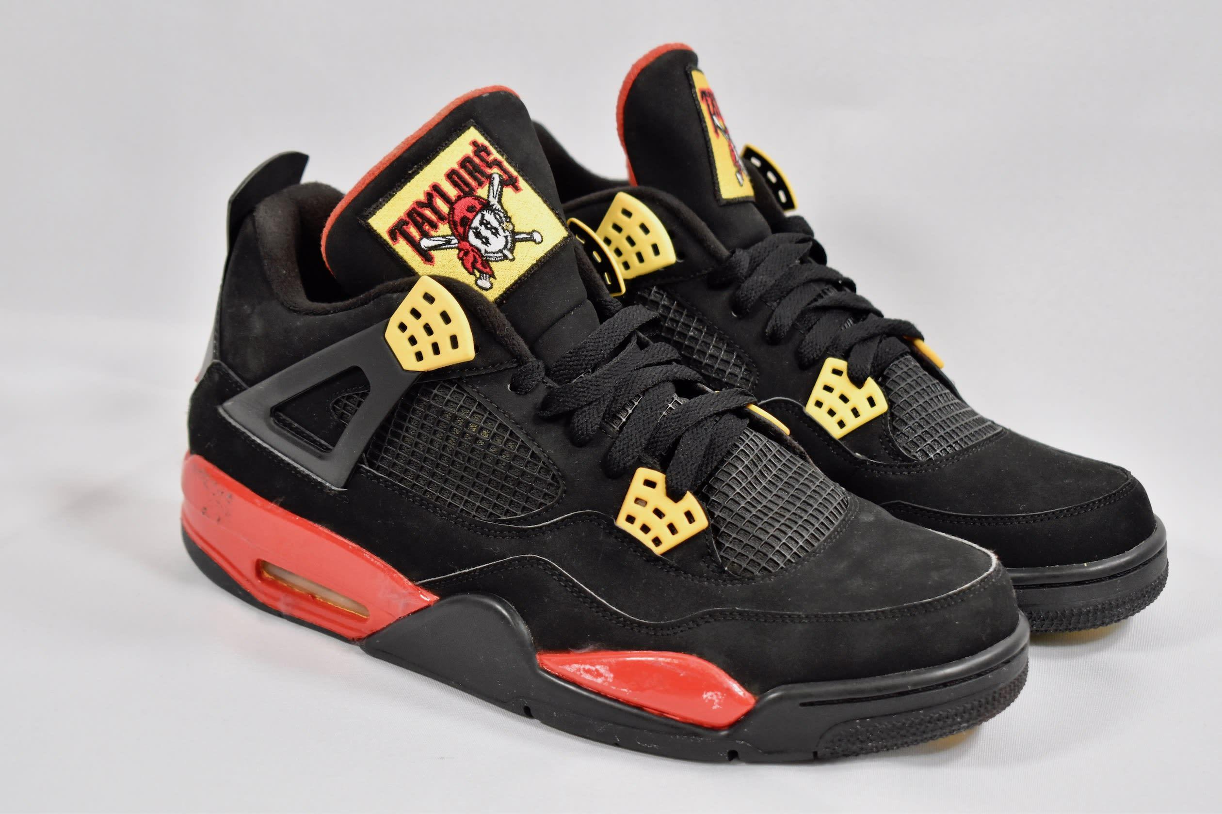 Air Jordan 4 Retro 'Taylor Gang' Custom