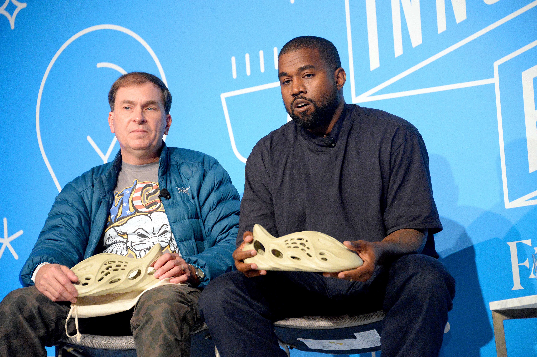 Kanye West Yeezy Foam Runner Crocs Algae