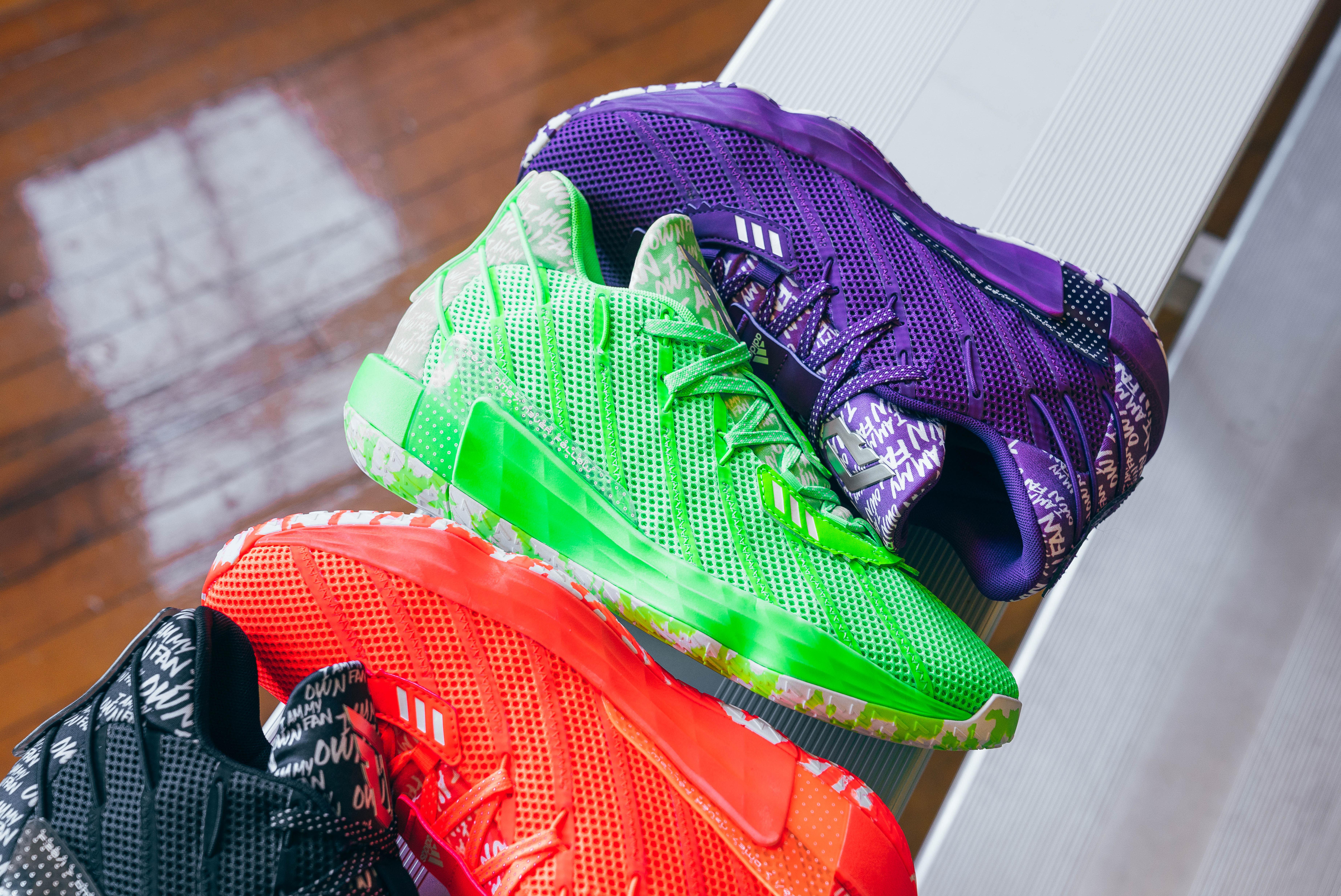 Adidas Dame 7 (Group 2)