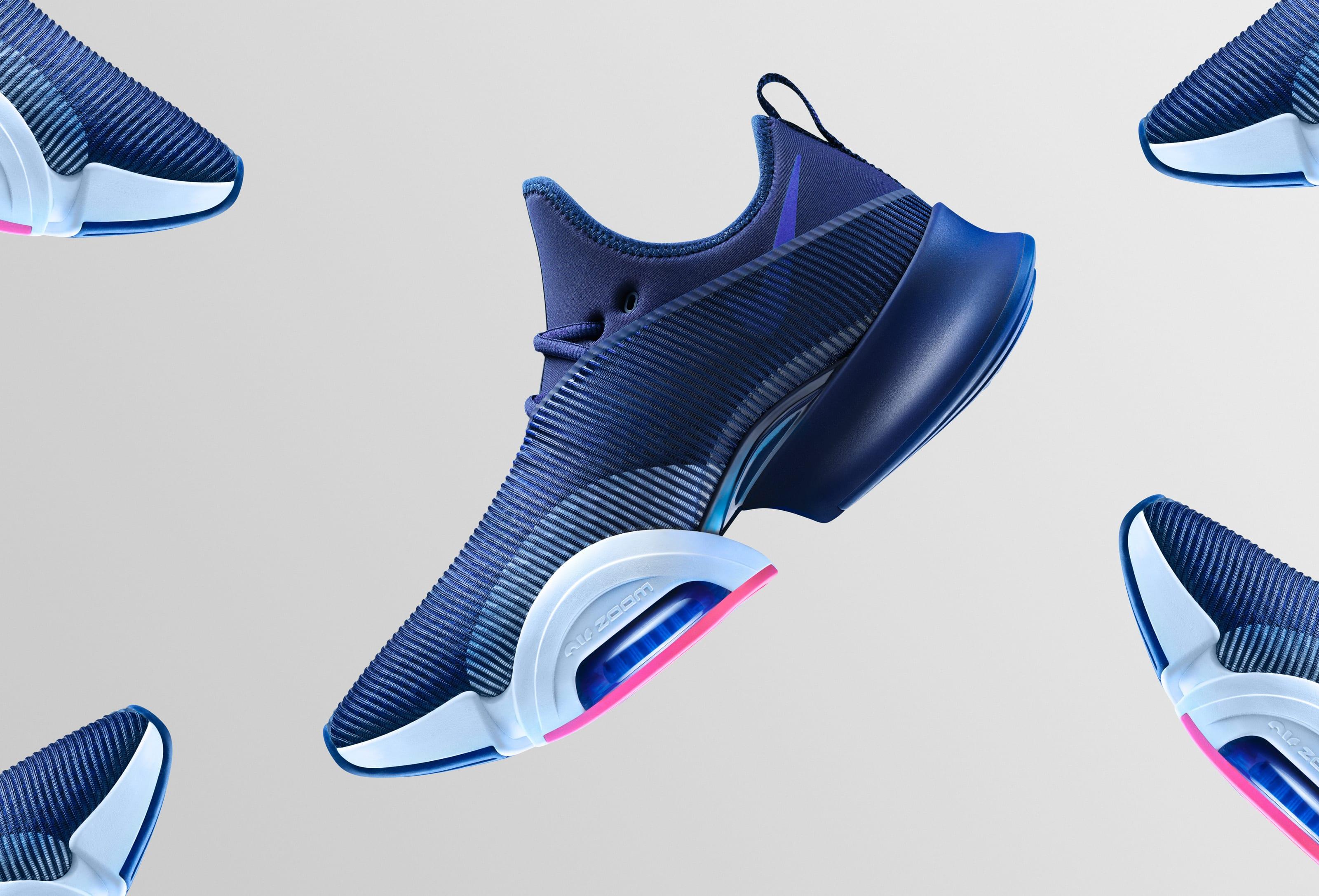 Nike SuperRep Blue
