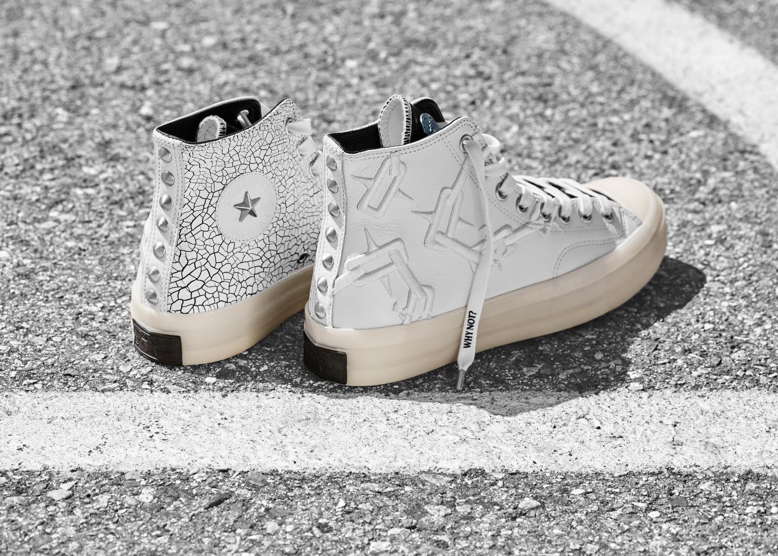 Jordan x Converse Chuck 70 'Why Not?' Pack Heel