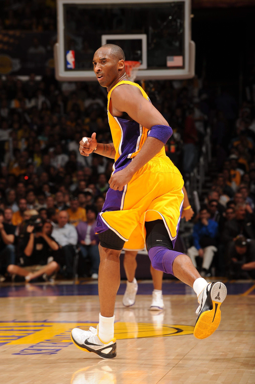 Kobe Bryant Nike Kobe 6