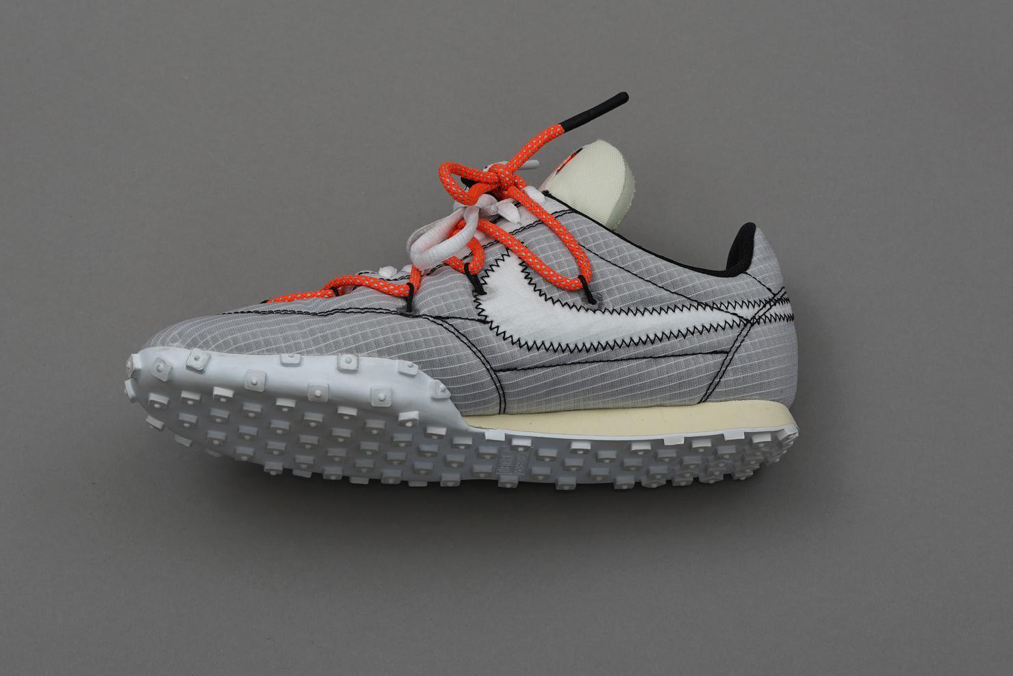 Off-White x Nike Waffle Racer Prototype
