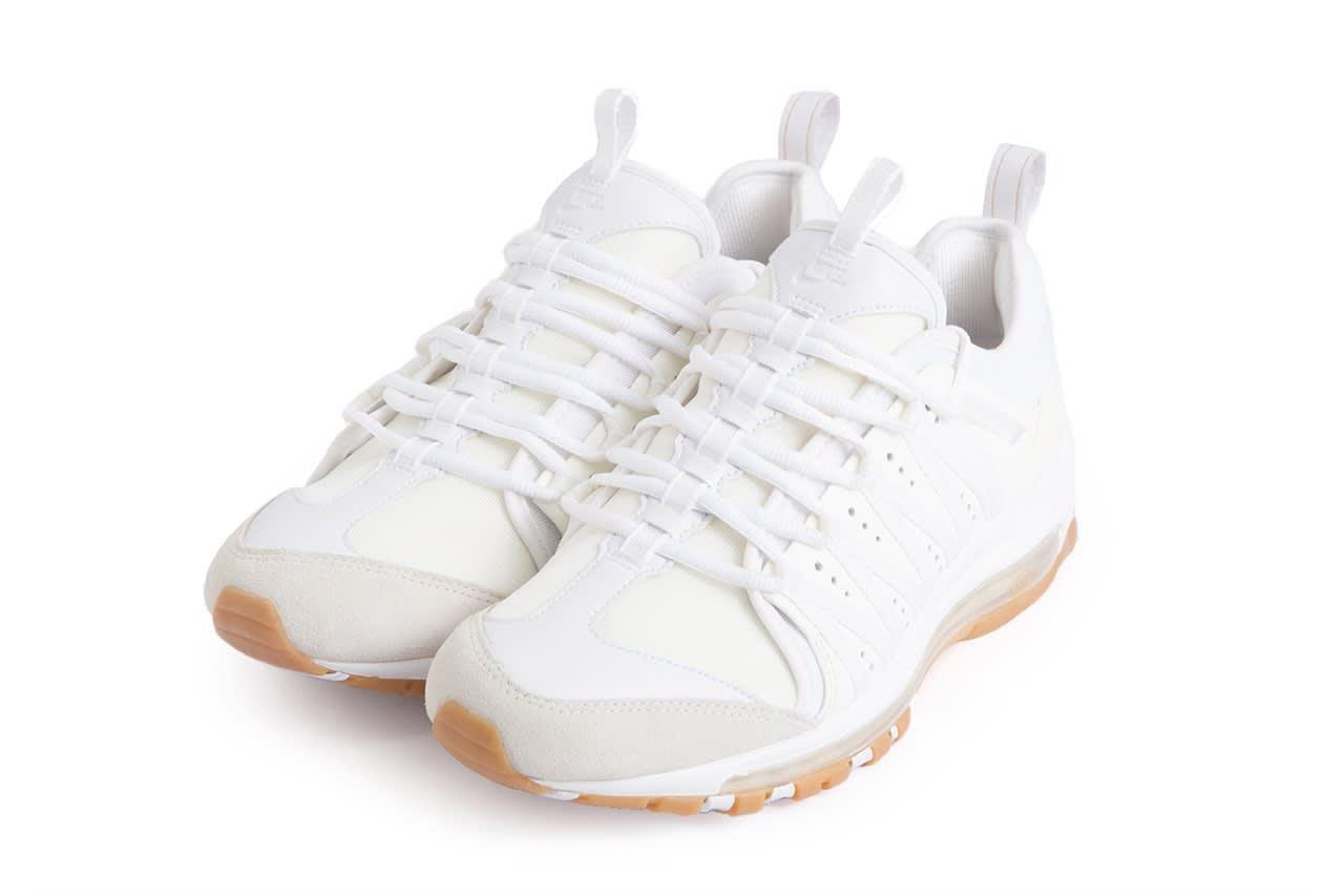 Clot x Nike Zoom Haven 97 'White/Off-White/Sail' (Pair)